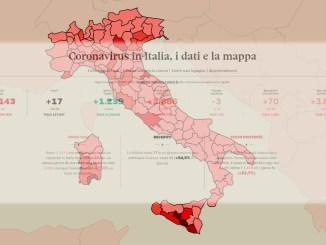 Aumenta l'infezione da SarsCov2 in Italia, ma non i ricoveri e intensive