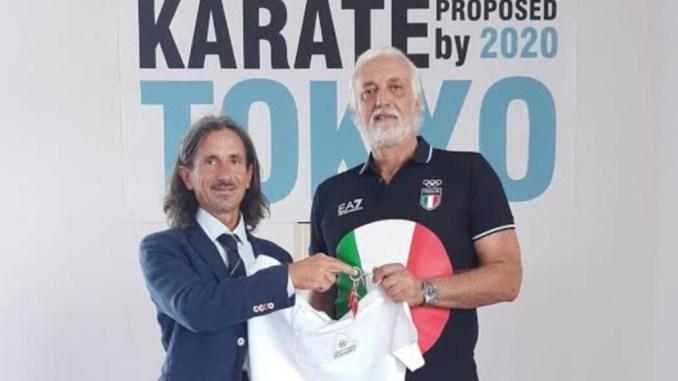 Olimpiadi karate, un pezzo d'Umbria a Tokyo, con Claudio Guazzaroni