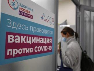 Russia, altri 24.439 contagi da SarsCov-2 e 697 decessi covid