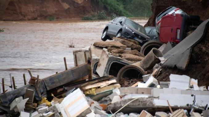 Alluvione in Germania, oltre 130 morti, Ahrweiler è la regione più colpita