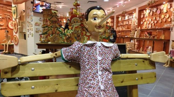 Pinocchio il burattino compie 140 anni, festa congiunta tra Firenze e Collodi