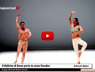 Al Teatro Secci di Terni il Balletto di Roma torna in scena