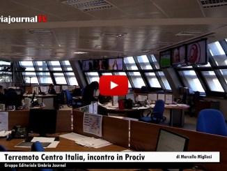 Terremoto Centro Italia, vertice in ProCiv, no danni a persone
