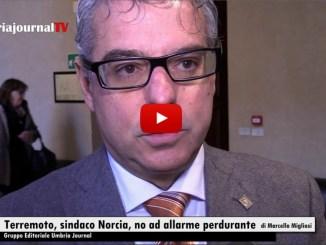 Commissione Grandi Rischi, sindaco Norcia, no ad allarme perdurante