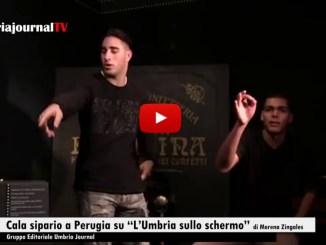 Cala sipario a Perugia L'Umbria sullo schermo, si concluderà 15 gennaio