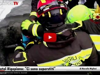 Il telegiornale online dell'Umbria del 20 gennaio 2017 Umbriajournal TV