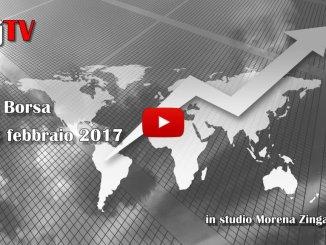 La Borsa di Umbria Journal Tv, 15 febbraio 2017, Piazza Affari in negativo