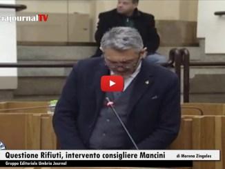Gestione rifiuti Umbria, assessore Cecchini non chiarisce la posizione della giunta