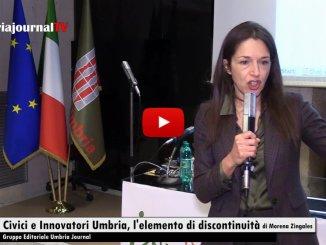 Civici e Innovatori Umbria, Galgano: noi, l'elemento di discontinuità
