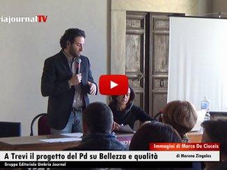 A Trevi il progetto del Pd su Bellezza e qualità. Leonelli: Cultura sia traino del sistema Umbria