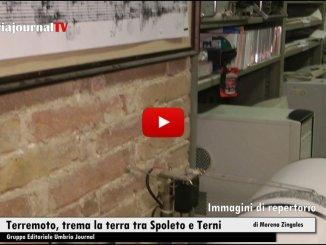 La terra non smette di tremate, terremoto il 9 febbraio tra Spoleto e Terni