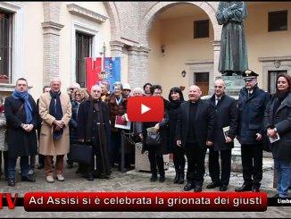 Assisi, celebrata la Giornata europea dei Giusti, il racconto di un'ebrea salvata