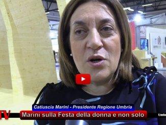 """Otto marzo, presidente Marini a incontro studio premio """"Gisa Giani"""""""