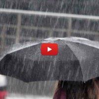 Previsioni meteo per il week end arriva il maltempo nel fine settimana [VIDEO]