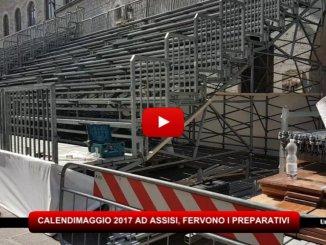 Calendimaggio 2017, ad Assisi fervono i preparativi per la festa più attesa dell'anno