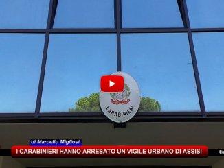 Carabinieri arrestano vigile urbano ad Assisi, soldi per non fare multe