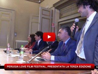 Presentata la terza edizione di Perugia Love Film Festival