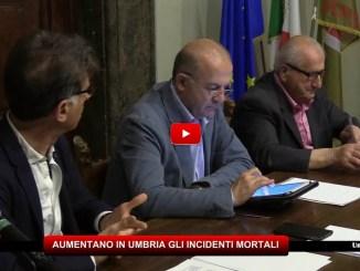 Incidenti mortali, in Umbria il 70 per cento per distrazioni nella guida