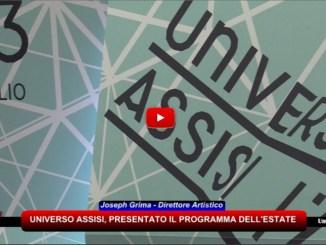 Universo Assisi, ecco un nuovo grande evento, dal 20 al 23 luglio 2017
