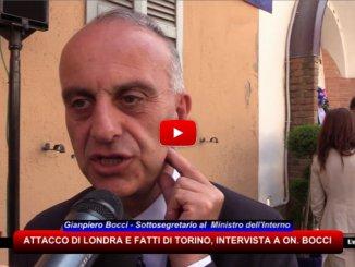 Terrorismo, onorevole Bocci, noi lavoriamo molto nel prevenire