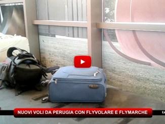Nuovi voli dall'aeroporto Umbro conFlyVolare e FlyMarche