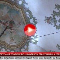 Riaperte a Perugia le aule storiche dell'Università per Stranieri