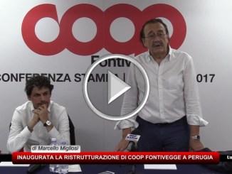 Perugia,Coop Fontivegge ristrutturata, progetto economico e sociale