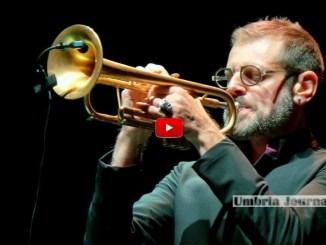 Umbria Jazz, Fabrizio Bosso, tromba e Paolo Silvestri Orchestra