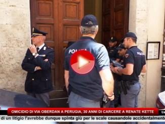 Omicidio via Oberdan a Perugia, 30 anni all'amica della figlia