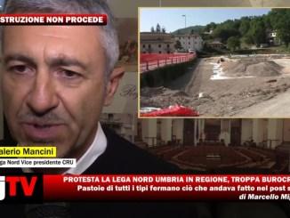 Lega Nord sferra attacco sulla ricostruzione, non funziona niente