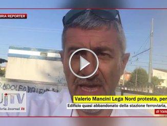 Valerio Mancini Umbria Reporter prosegue battaglia della Lega sui trasporti