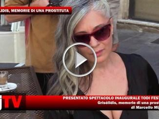 Serra Yilmaz con le memorie di Grisélidis Real inaugura il Todi Festival
