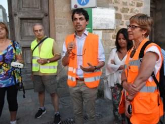 Piedibus a Perugia con il sindaco Andrea Romizi foto gallery