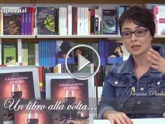 Un libro alla volta con Viviana Picchiarelli e suo Il rubino intenso dei segreti