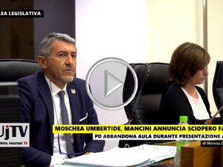 Moschea di Umbertide, consigliere Mancini annuncia sciopero della fame