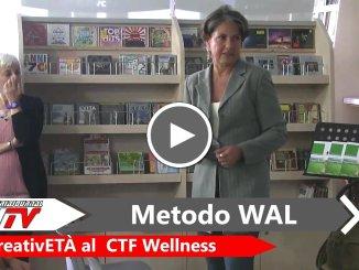 CreativETÀ e metodo Wal per invecchiare bene e vivere meglio