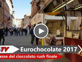 Eurochocolate 2017 rush finale, ci siamo fatti un giro tra gli stand