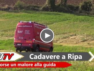 Trovato cadavere di anziano a Ripa di Perugia, morto vicino al cimitero