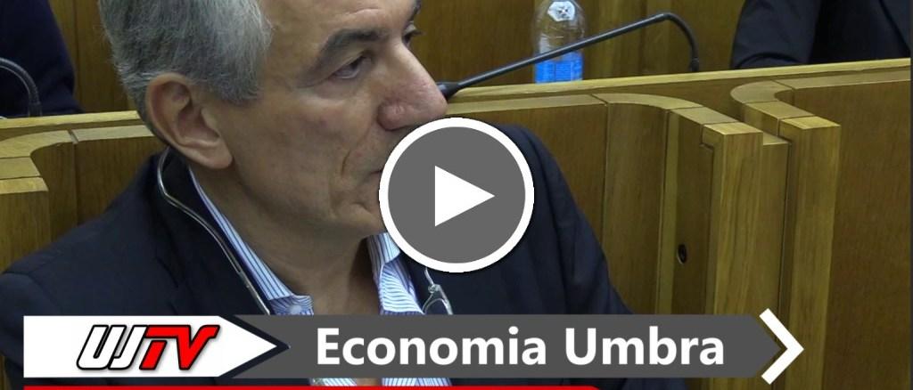 Economia Umbria, Solinas, puntare su innovazione e ricerca scientifica