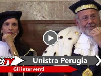 Università per Stranieri di Perugia, gli interventi all'inaugurazione