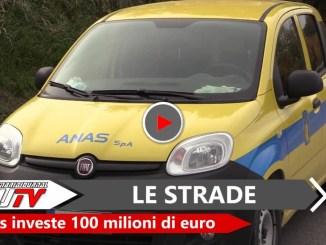 Anas investe 100 milioni di euro per ponti e viadotti