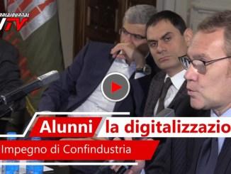 Sistema Paese 4.0, Alunni Confindustria, impegno per la digitalizzazione