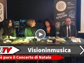 """Visioninmusica promette un 2018 """"music explosion"""". 7 appuntamenti in cartellone più due fuori abbonamento e torna il Concerto di Natale."""