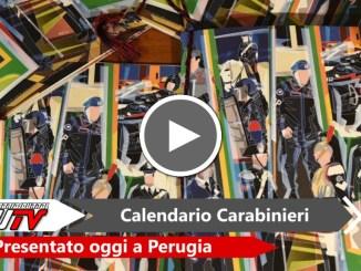 Carabinieri, presentato il calendario Storico dell'Arma 2018