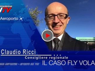 Blitz di Claudio Ricci in aeroporto, 500 mila euro di Fly Volare, nessuno dà certezze