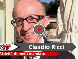 Claudio Ricci, 400 atti presentati in regione, si pensa alle prossime regionali