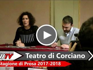 Stagione di Prosa Corciano, al via il 25 novembre 2017 con Itaca