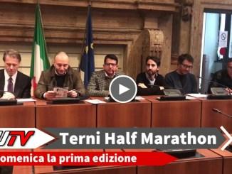 Domenica si corre la prima edizione della Terni Half Marathon. Già oltre 400 iscritti con l'obiettivo dei 500 a portata di mano.