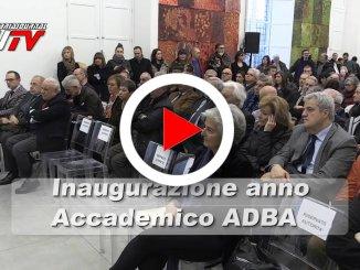 Accademia Belle Arti Statale entro l'anno inaugurato anno accademico