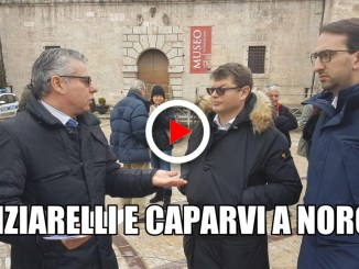 Sequestro centro Norcia, Lega, serve urgentemente testo unico